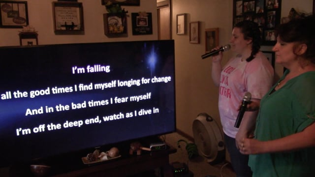 Singing with Lisa - Episode 08