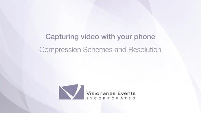 remote 3: compression, resolution