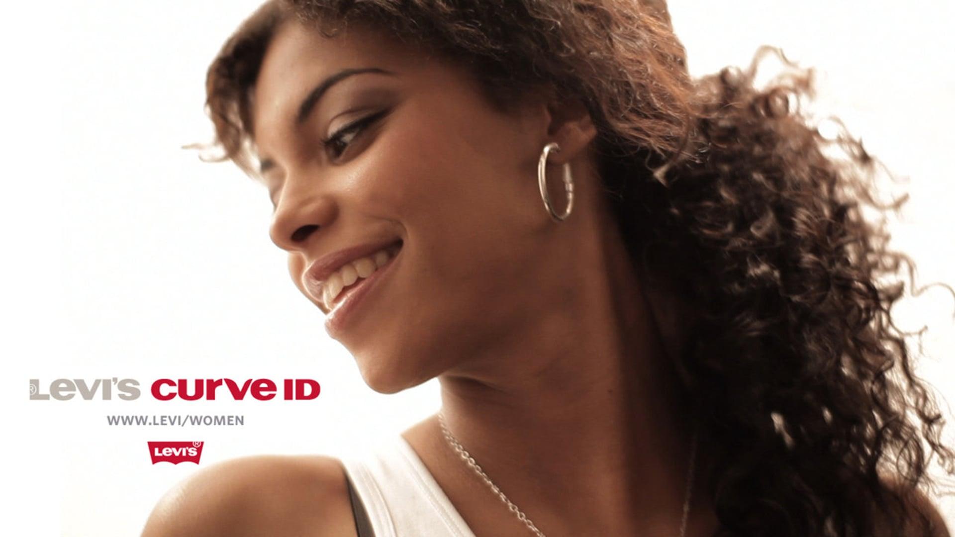 Levi's Curve ID Branding Video