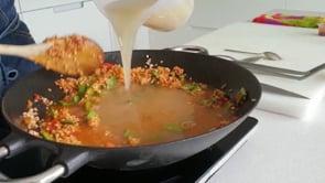 Cuina amb Vicenç Folgado: Arròs amb conill i verdures
