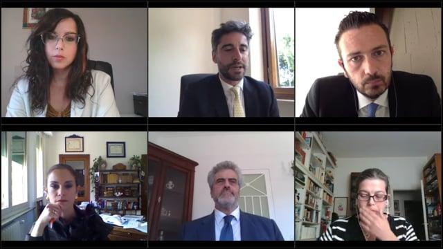 03/06/2020 - Rec integrale webinar. Giustizia, Fase 2: I protocolli nel distretto della Toscana