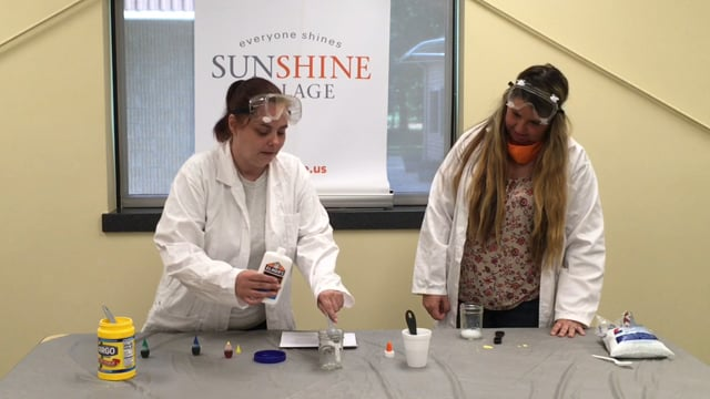 Shining Science - Episode 06
