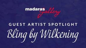 Exclusive Art Gallery Interviews w Founder-Bling by Wilkening-Whitney Wilkening-Daube