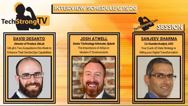 TechStrong TV - June 15, 2020
