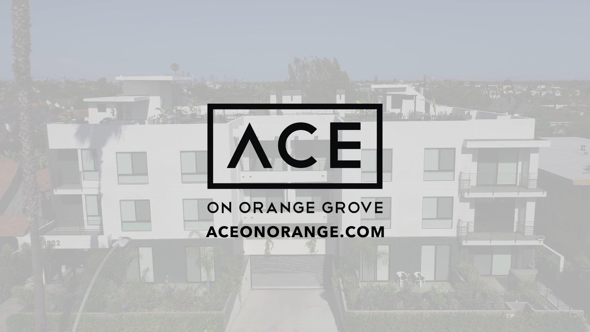 Ace on Orange
