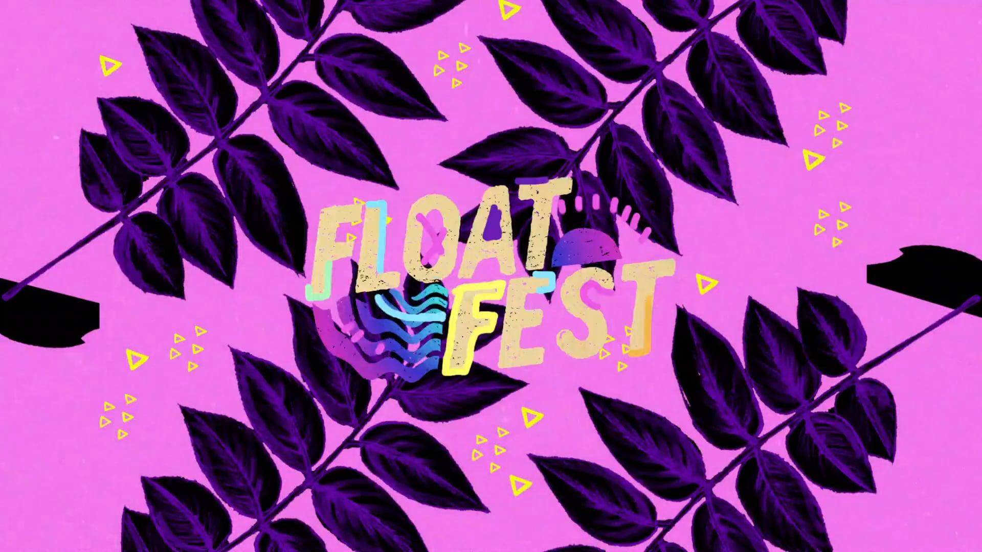 Float Fest Lineup Announcement