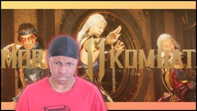 Playing Mortal Kombat 11 With The Ninjas! - Stream Replay