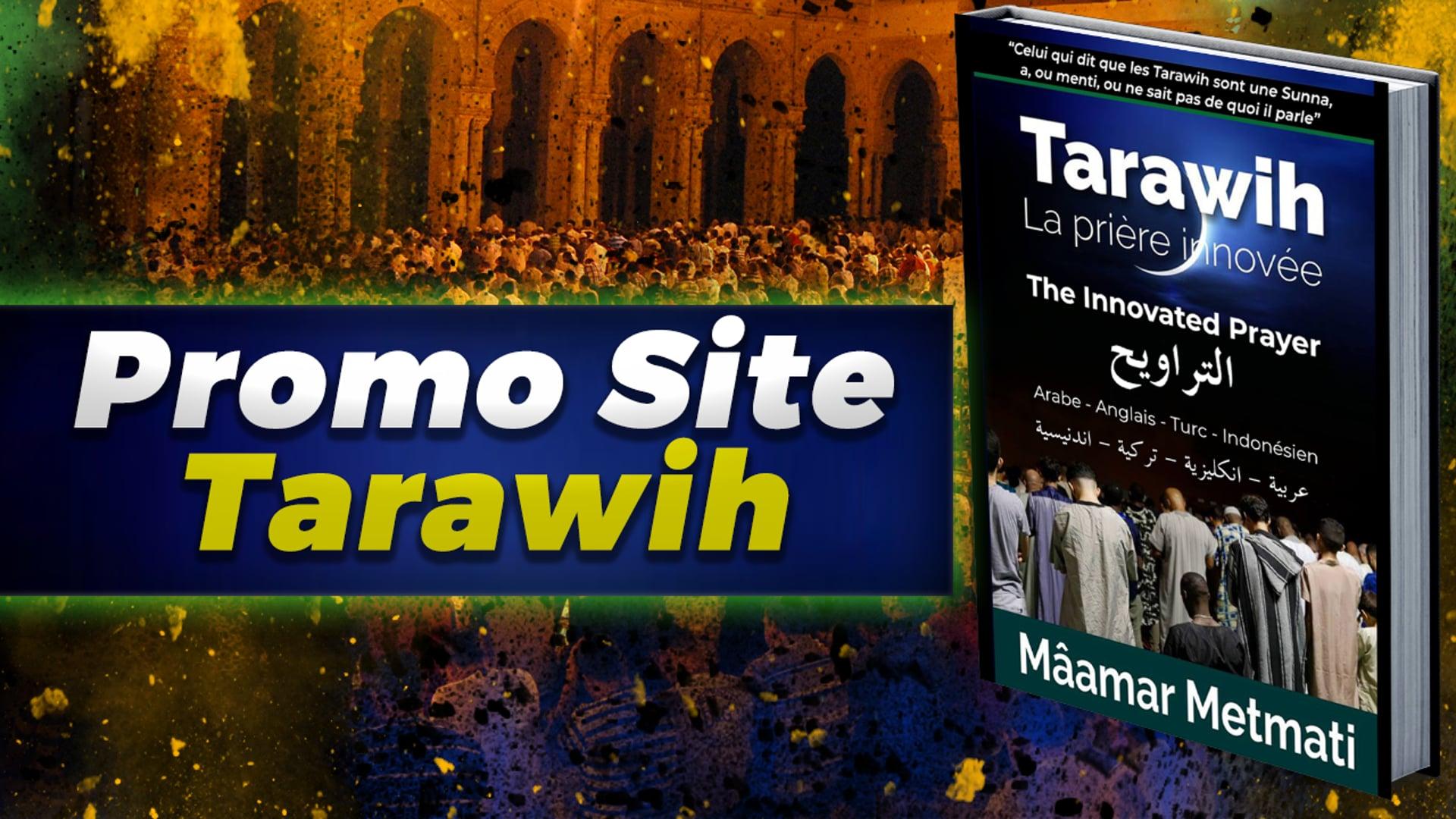 Promo Site Tarawih
