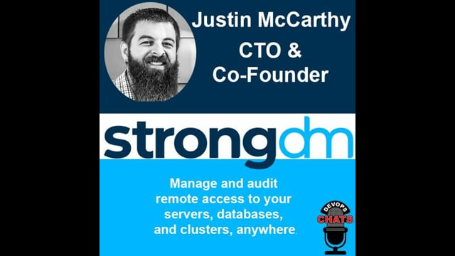EP 286: Make Work-From-Home Easy as Pie w/ StrongDM