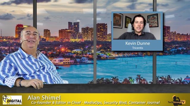 Kevin Dunne - TechStrong TV