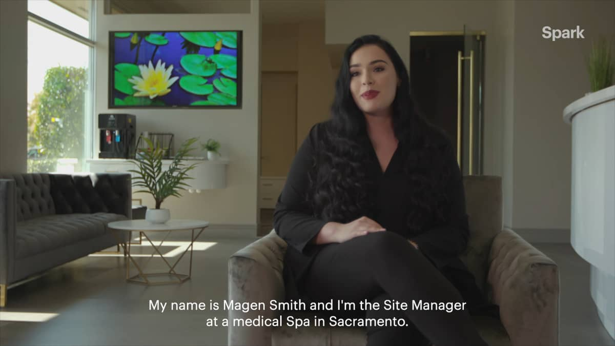 Magen shares her typical day as a Site Manager.