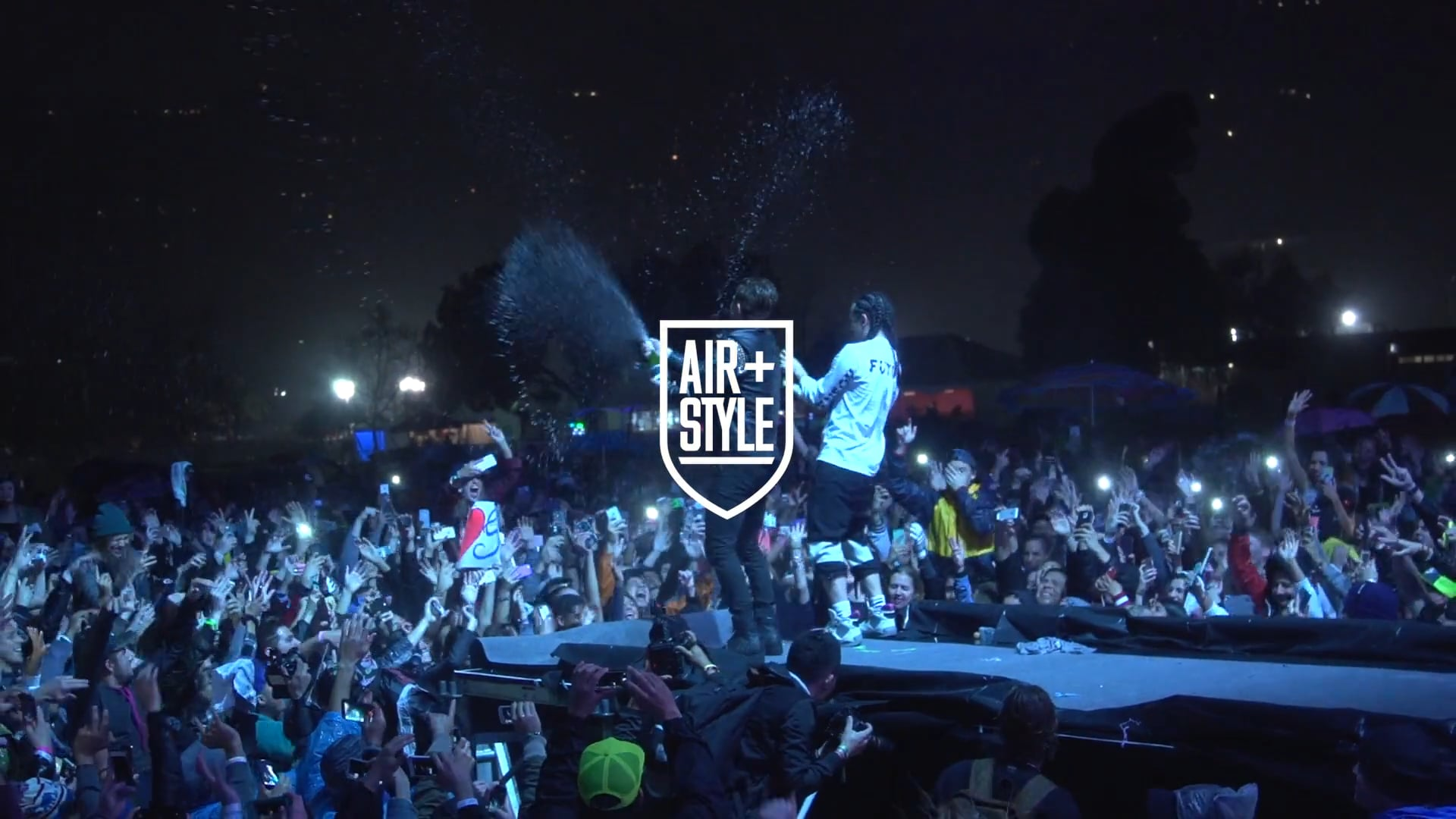 Get Your Tickets: Air + Style LA 2016