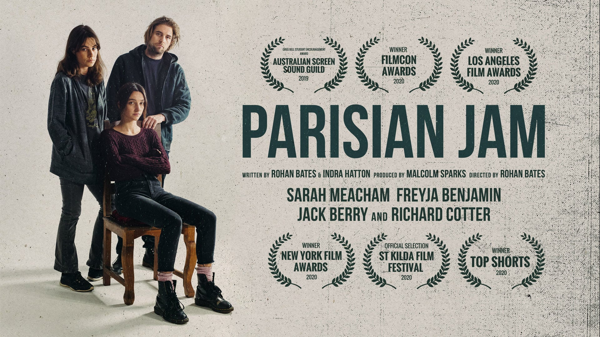 PARISIAN JAM_Trailer