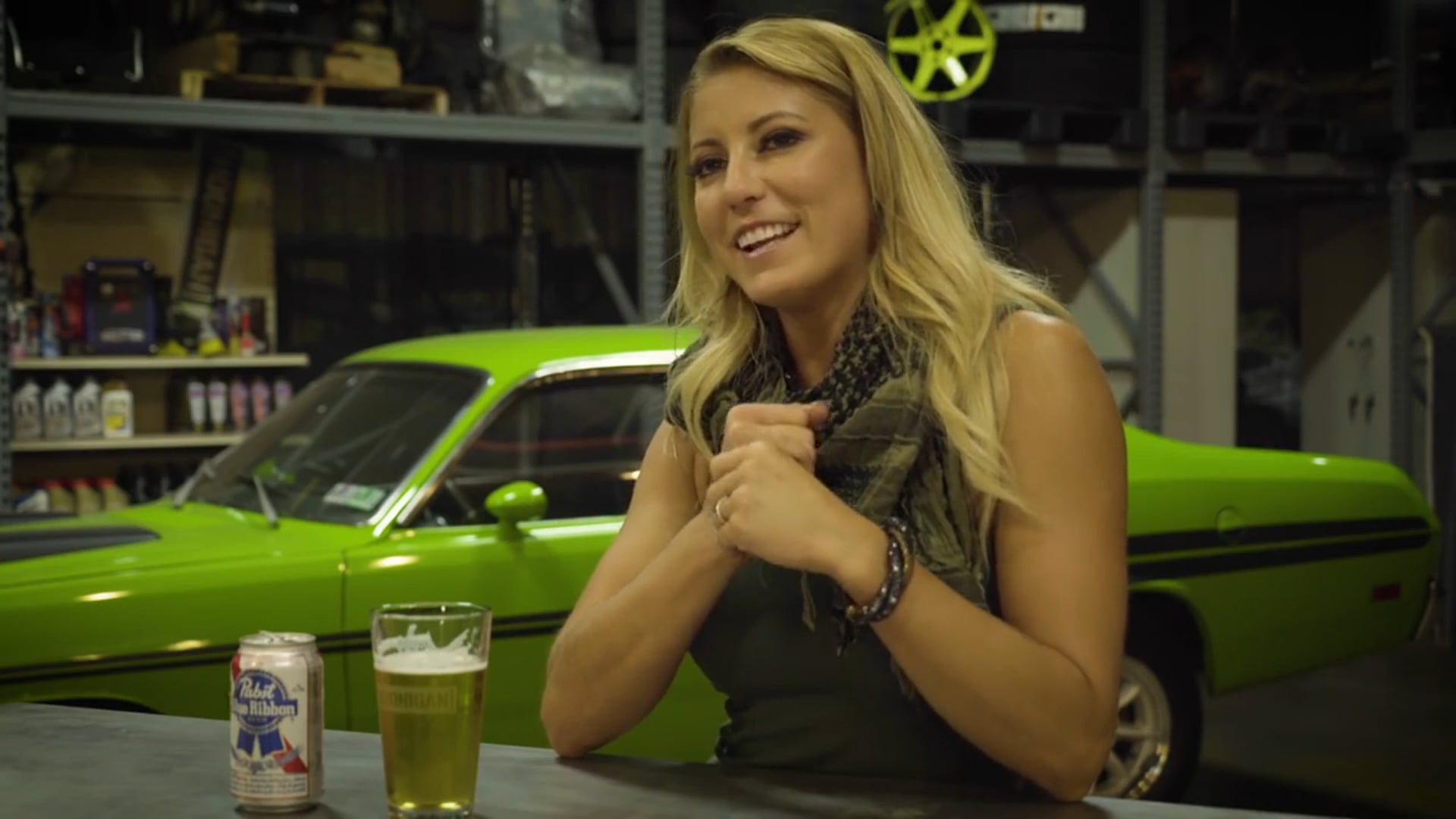 [HOONIGAN] | A BEER WITH Leah Pritchett