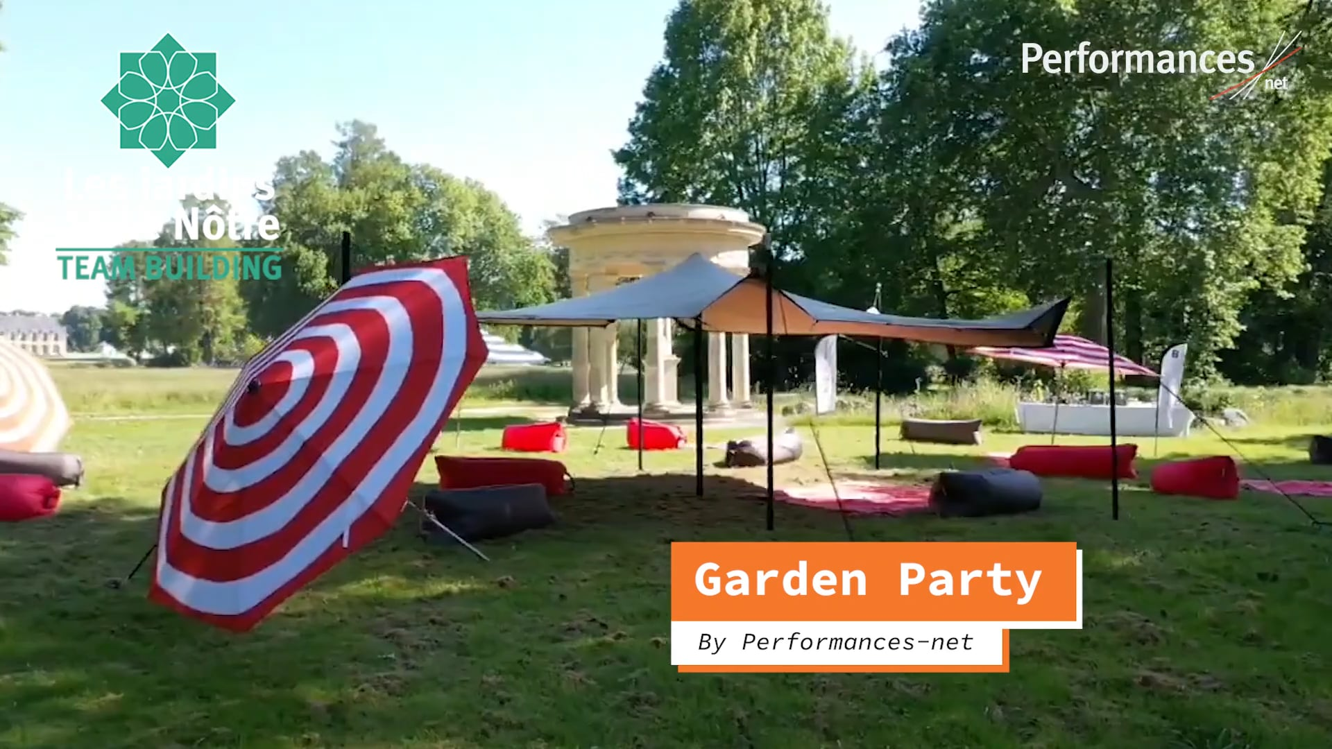 Garden Party by Performances-net