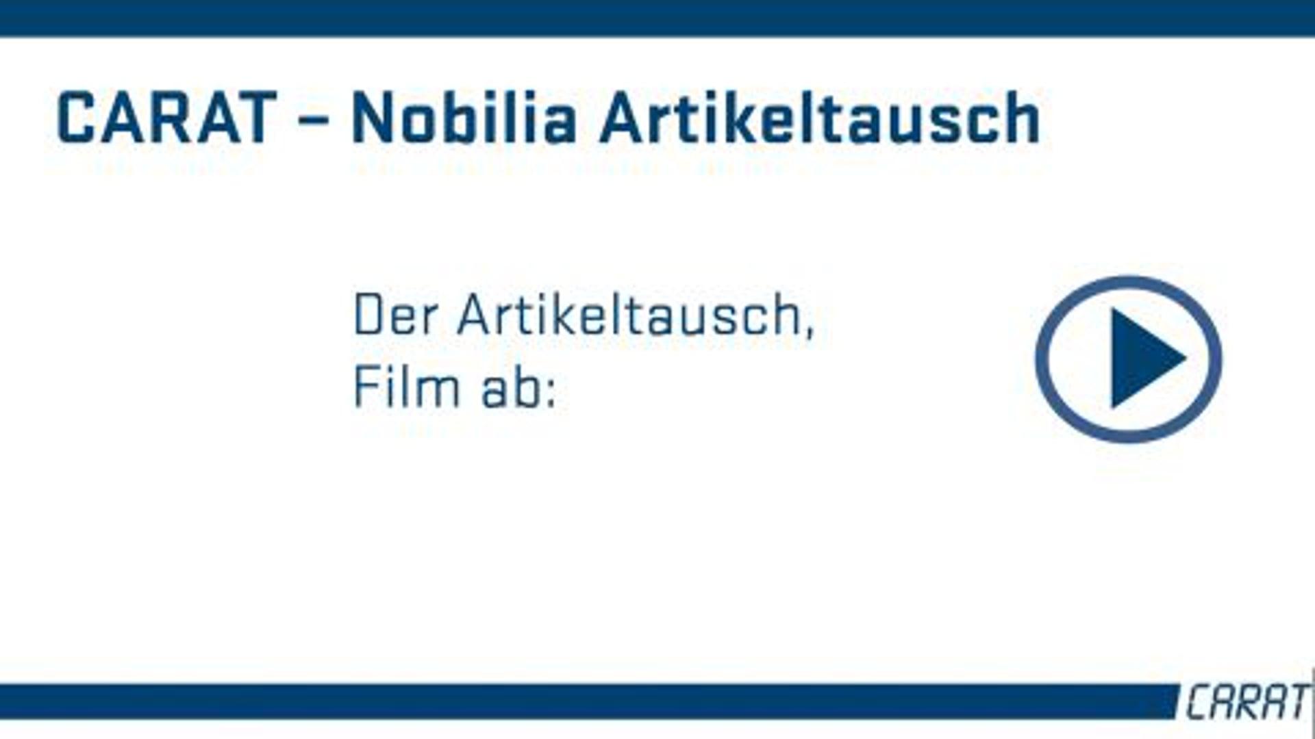 Nobilia Artikeltausch XL Höhe