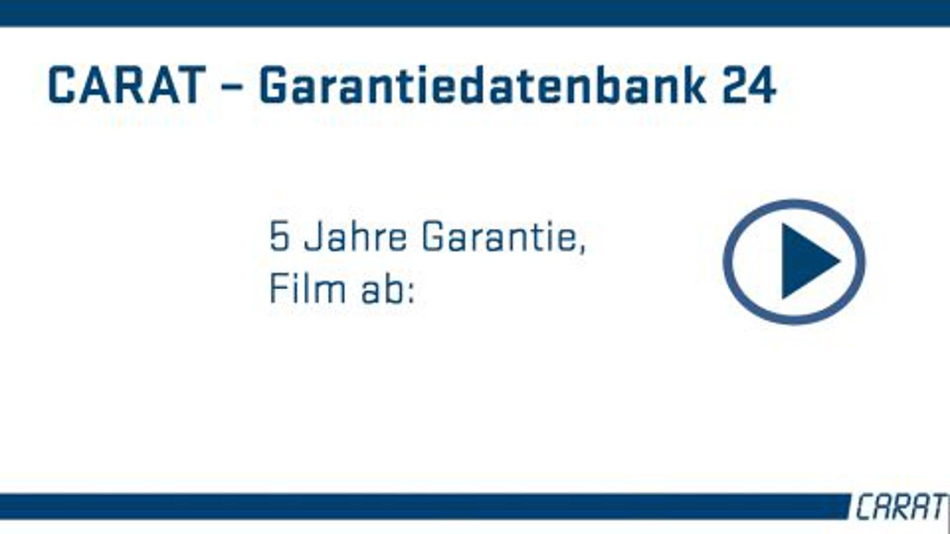 Garantiedatenbank 24