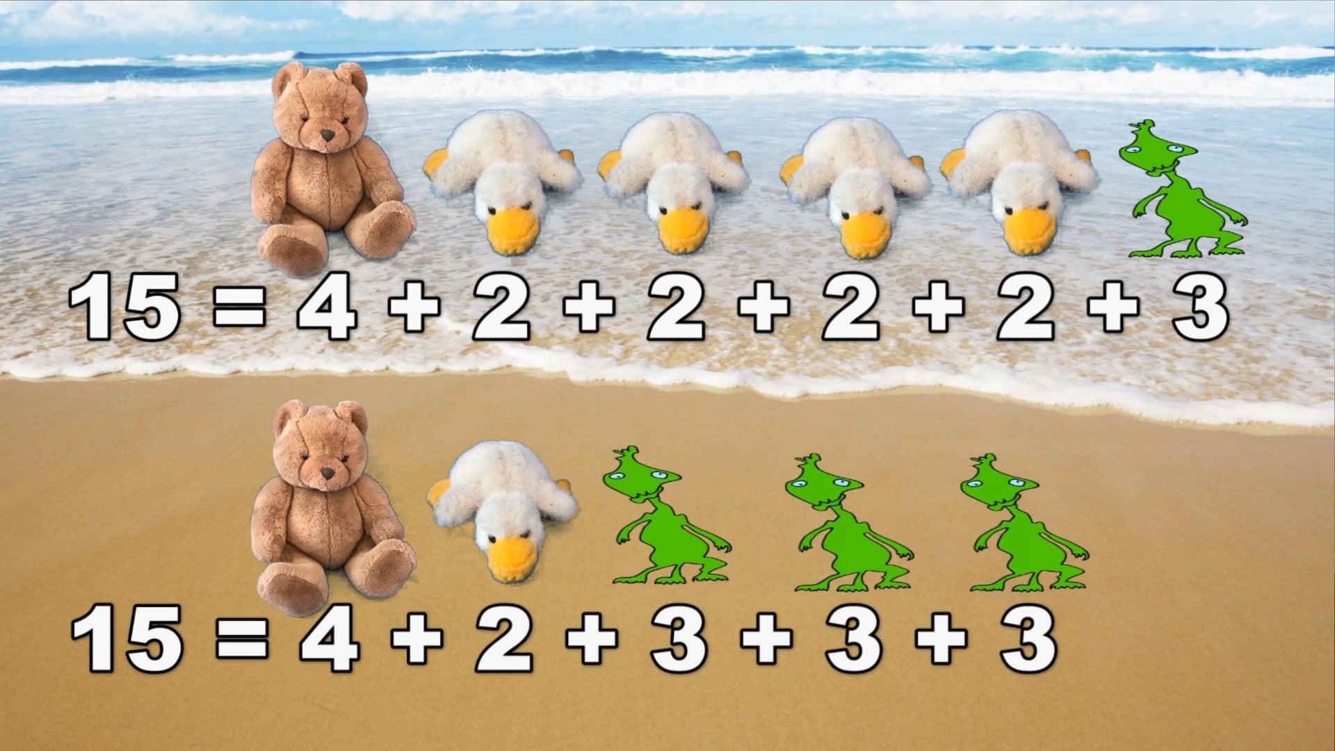 Maths: number problems