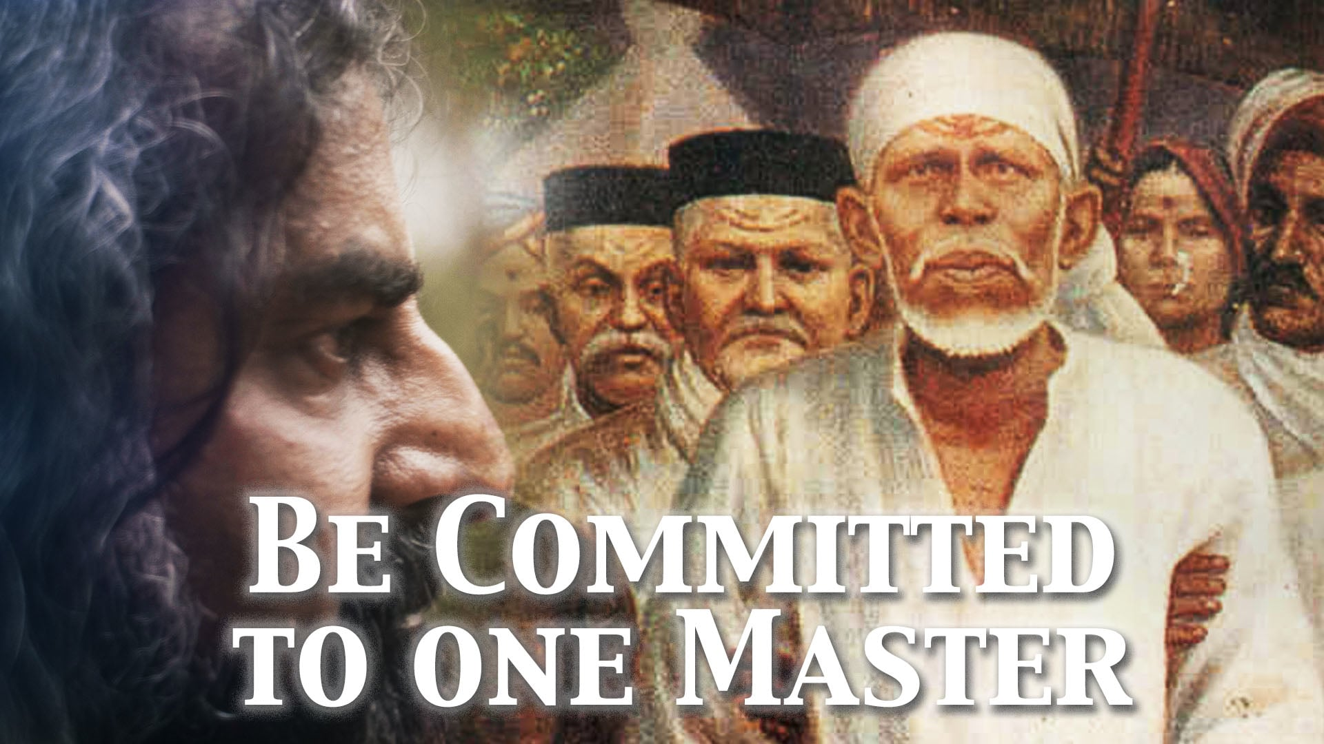 Be Committed to One Master