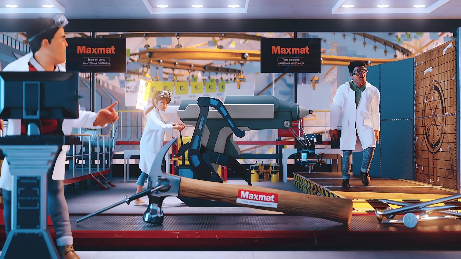 Maxmat - A Fábrica dos Preços Imbatíveis
