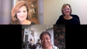 Not Alone with Doris McFarland & Eydie Thomas   SBC of Virginia