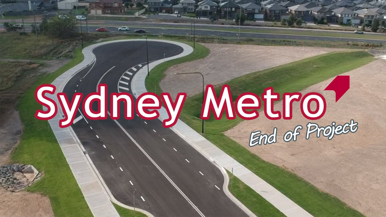 Sydney Metro - End of Project (Ext)
