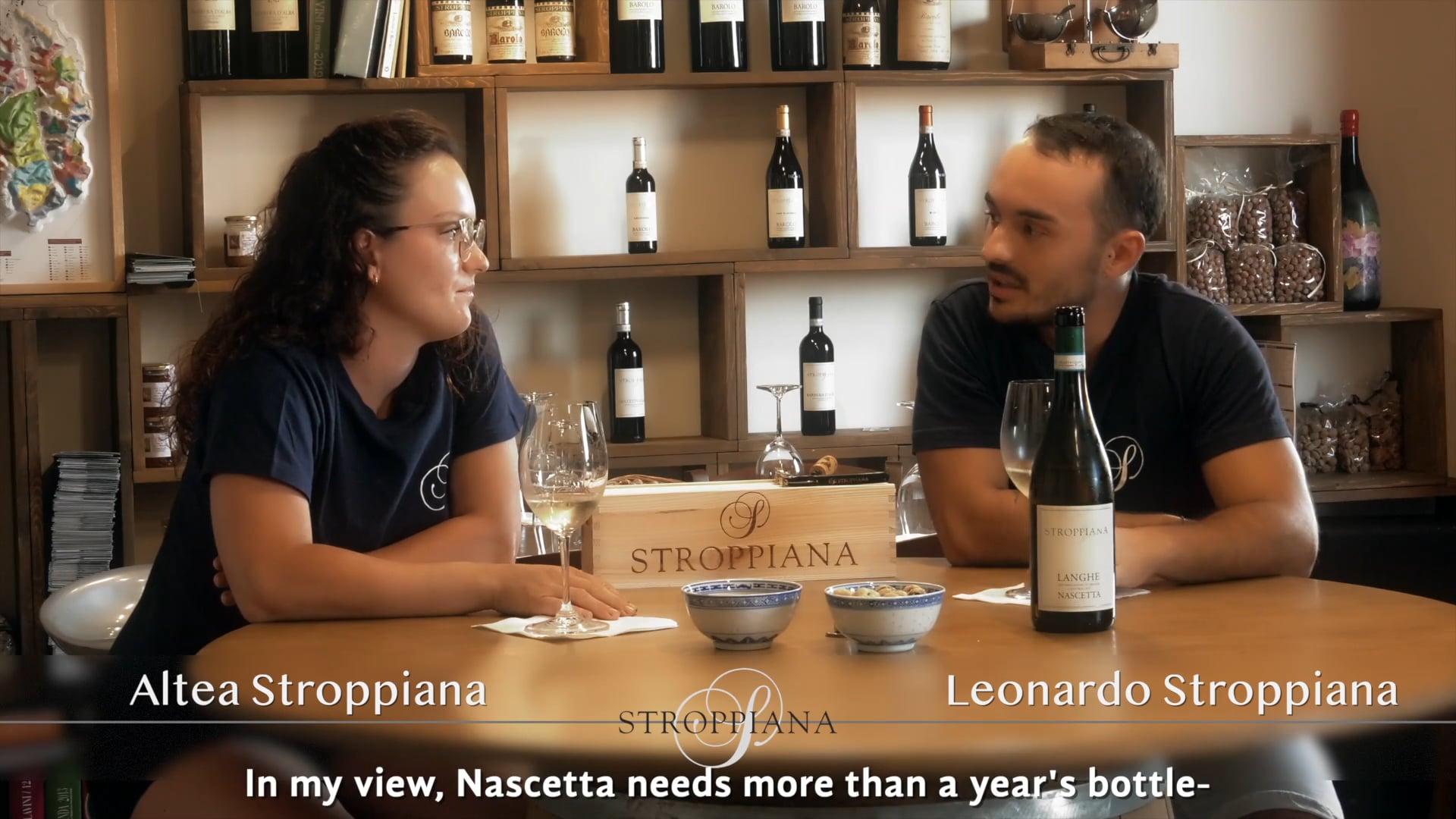 Cantina Stroppiana | Altea e Leonardo
