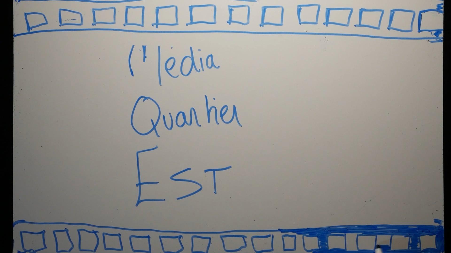 Appel à vidéo collaborative pour le Média Quartier Est