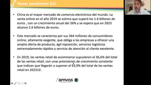 Jornada - Ecommerce en China (B2B y B2C)