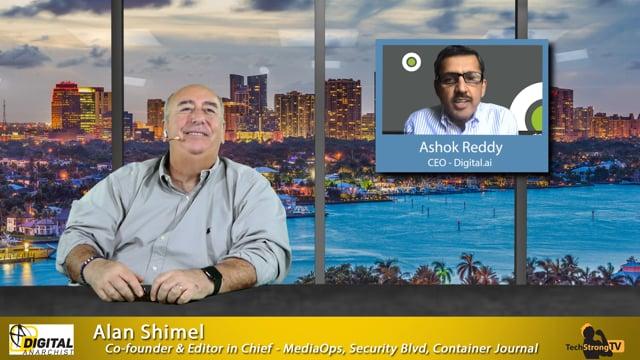 Ashok Reddy - TechStrong TV