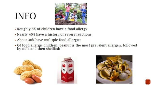 Remote Learning 02 - Allergy Awareness