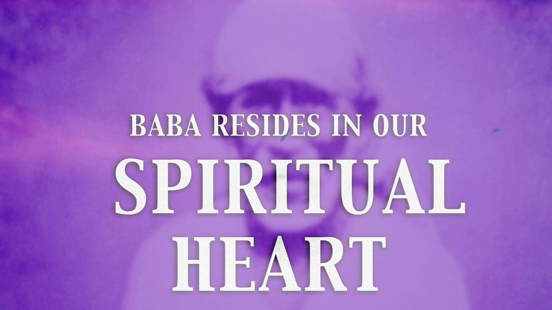 Sai Baba Resides in Our Spiritual Heart