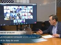 Ajuntament d'Olot - Ple 18.06.20