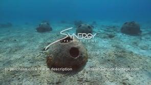 2213 nice swim around artificial reef balls reef habitat creation