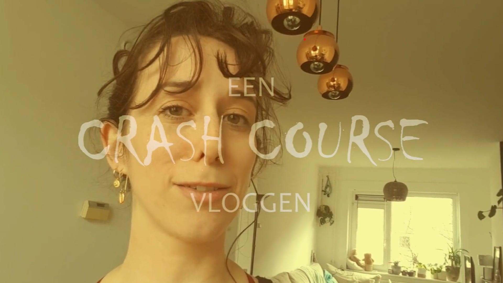 Trailer: een crash course vloggen