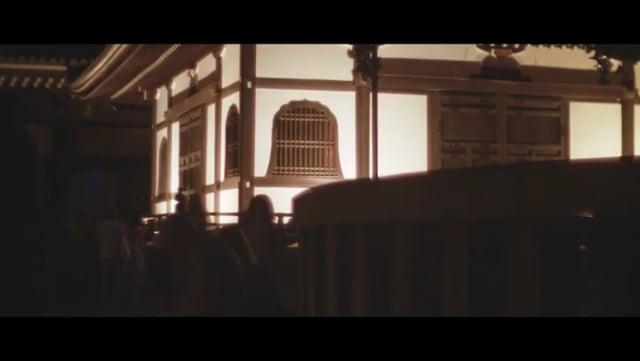 西本願寺 花灯明