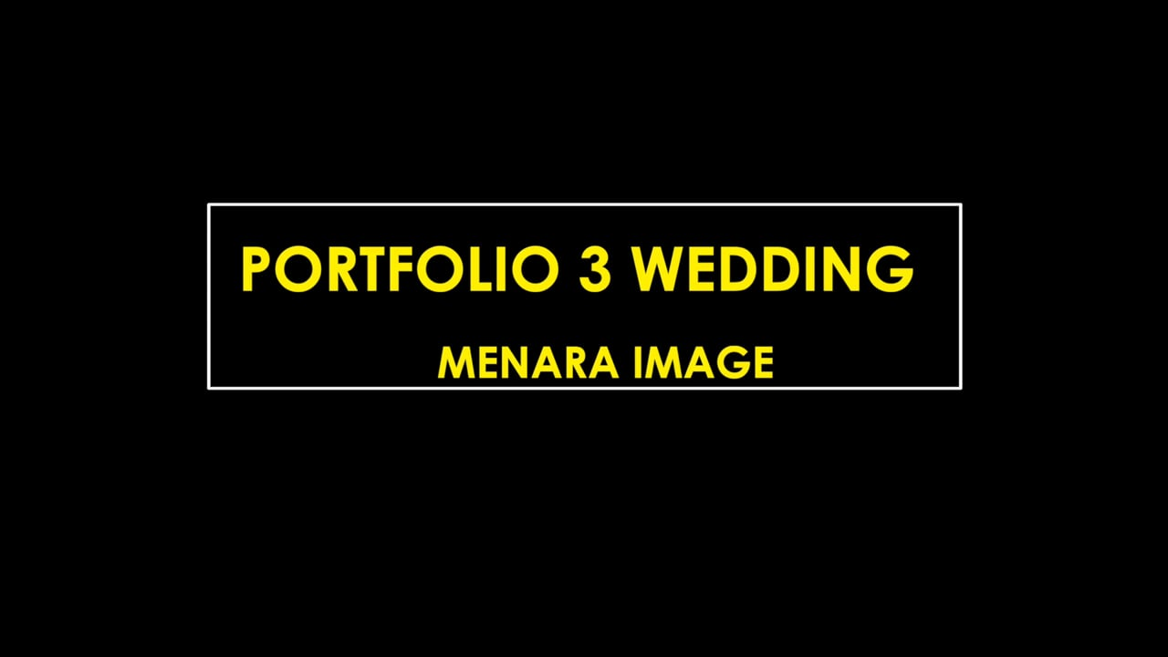 protfolio 3 wedding