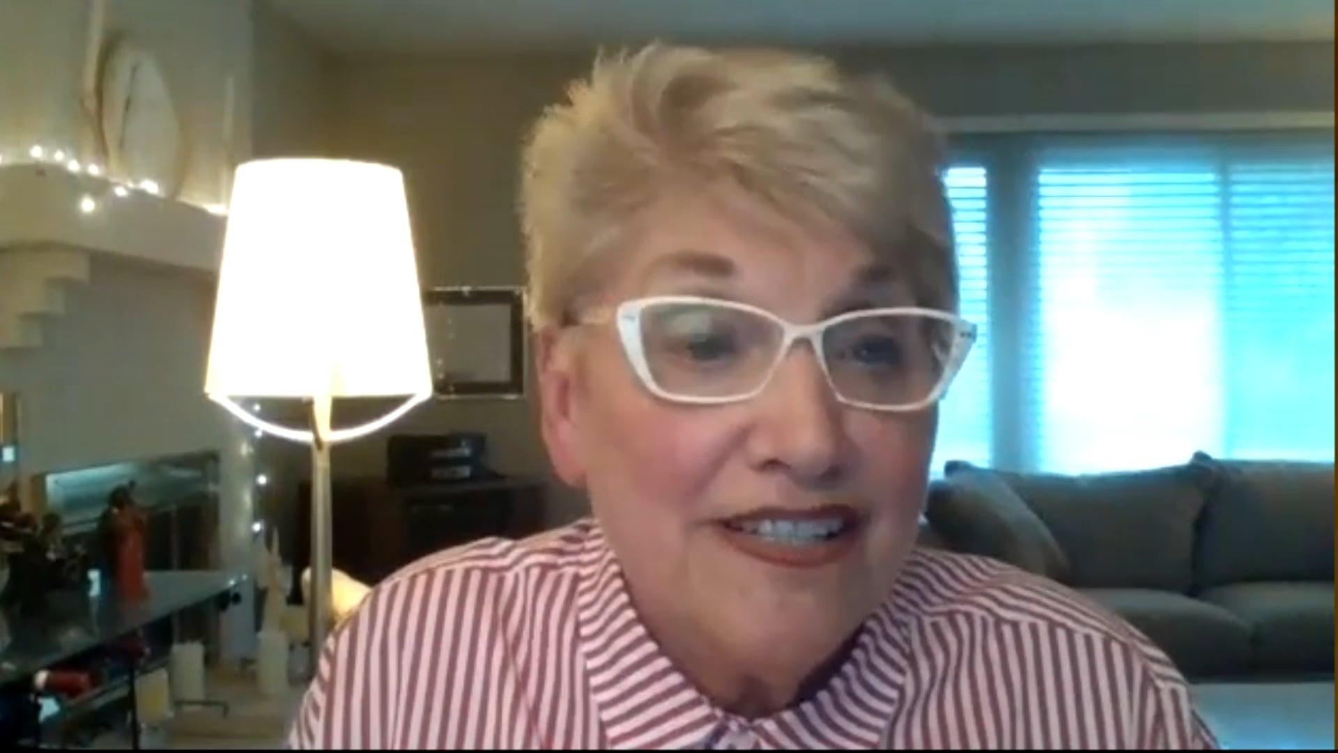 Janet Johnson - Volunteer