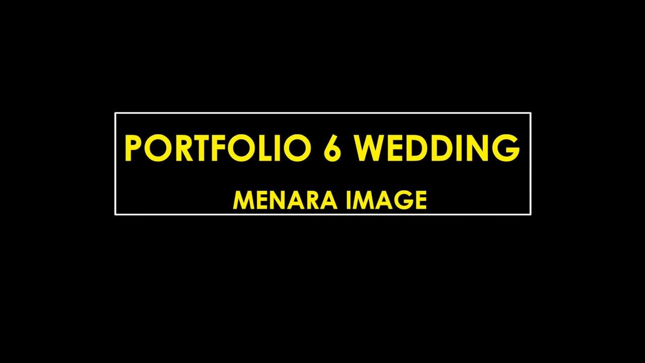 PORTFOLIO 6 WEDDING