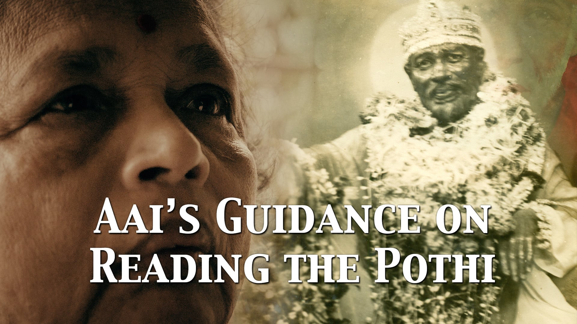 Aai's Guidance on Reading the Pothi