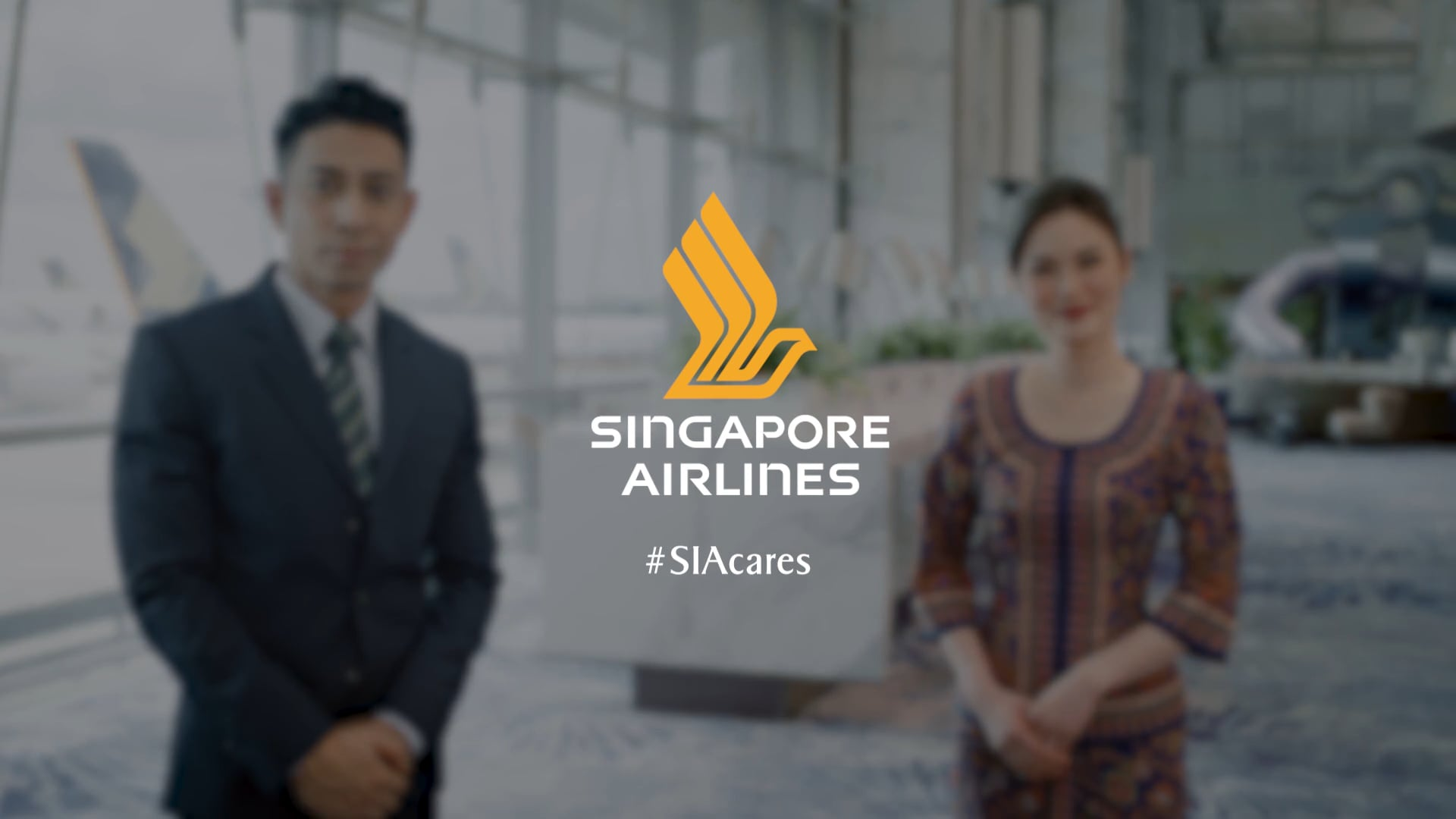 Singapore Airlines   Welcome Back