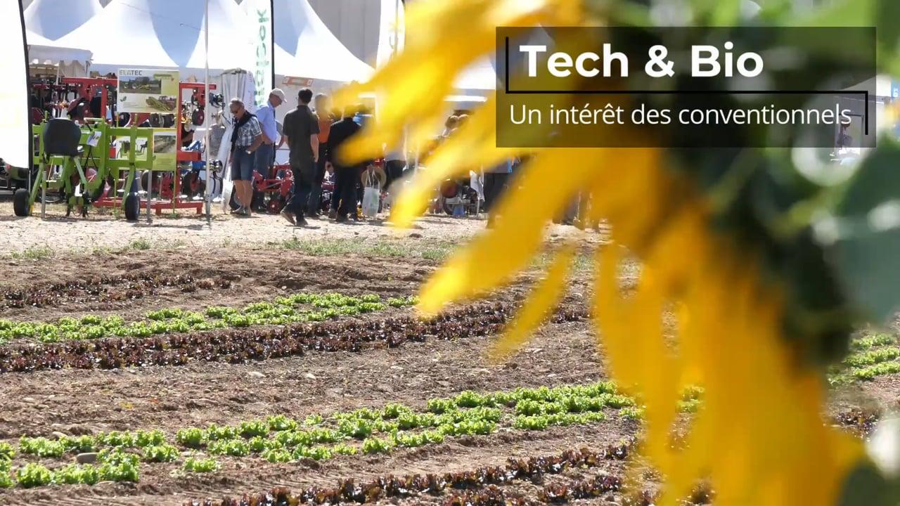 Salon Tech&Bio : un rendez-vous de toutes les agricultures