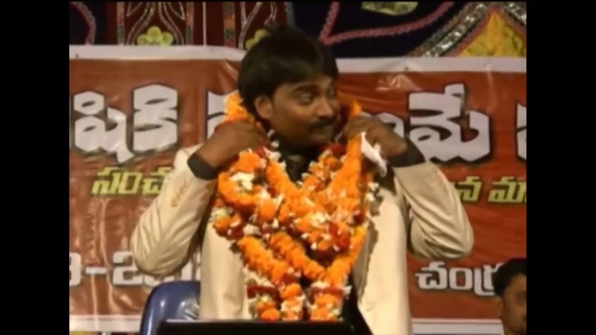 - _ _ LPrasanna Babu _ Undi _ Day-2 _ Jayashalitv Live