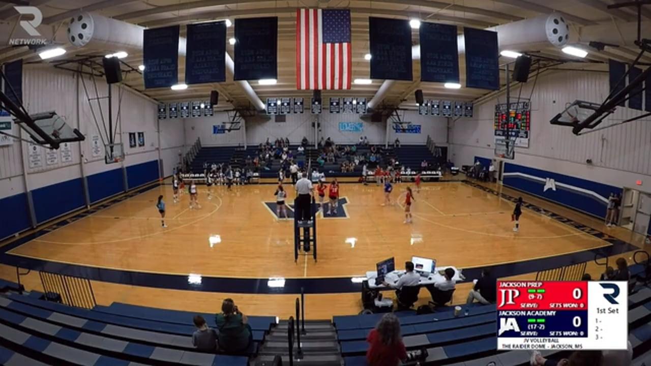 JV Volleyball vs Jackson Prep - 09-24-19