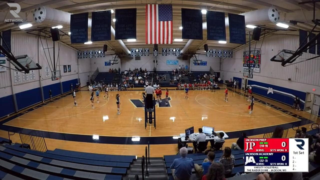 Varsity Volleyball vs Jackson Prep - 09-24-19