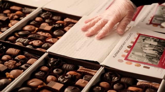 Phillips Chocolate Brand Story