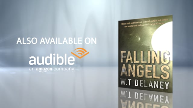 'A Falling of Angels' Book Trailer