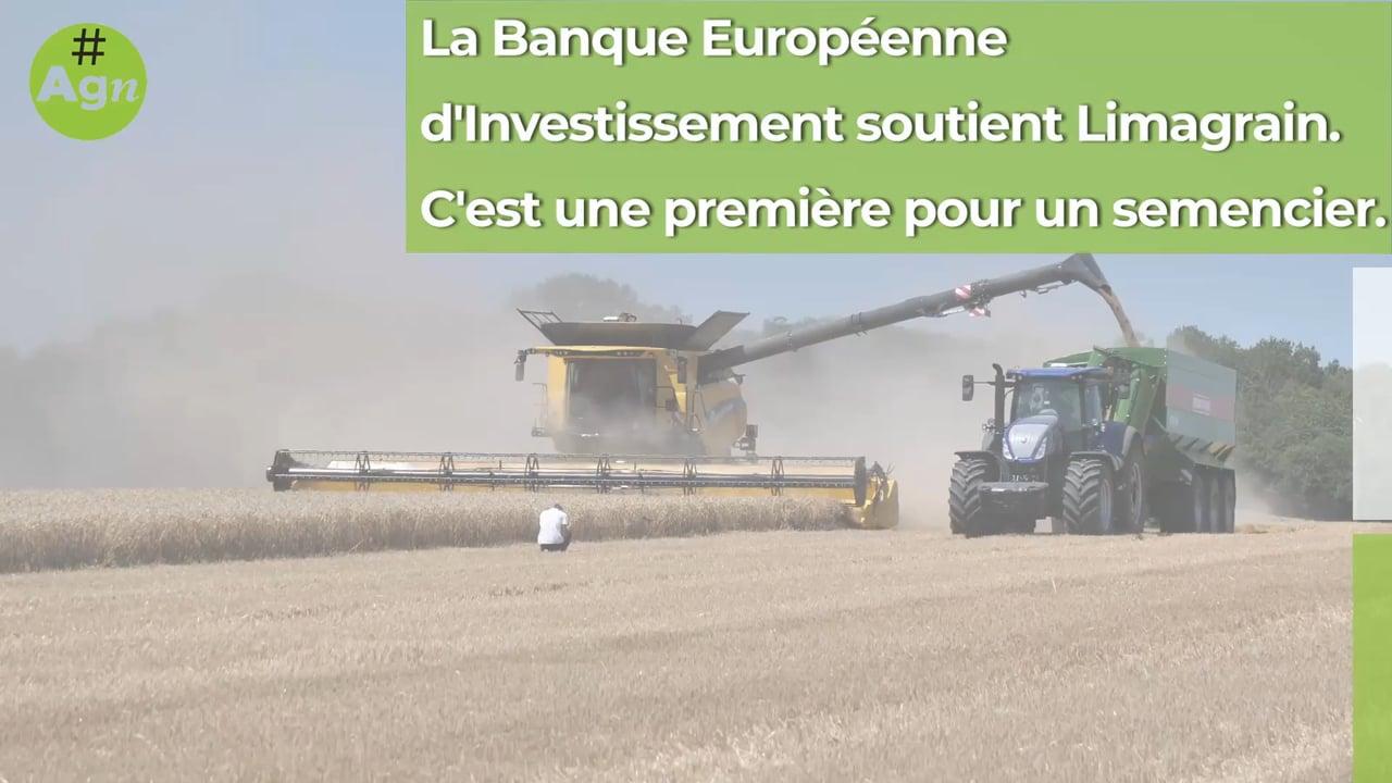 #AgriGoodNews : 170 millions d'euros de la Banque Européenne d'Investissment pour l'agriculture