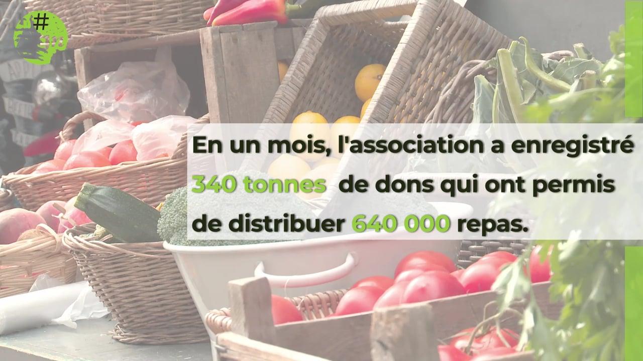 #AgriGoodNews  : coronavirus, les dons de produits agricoles explosent