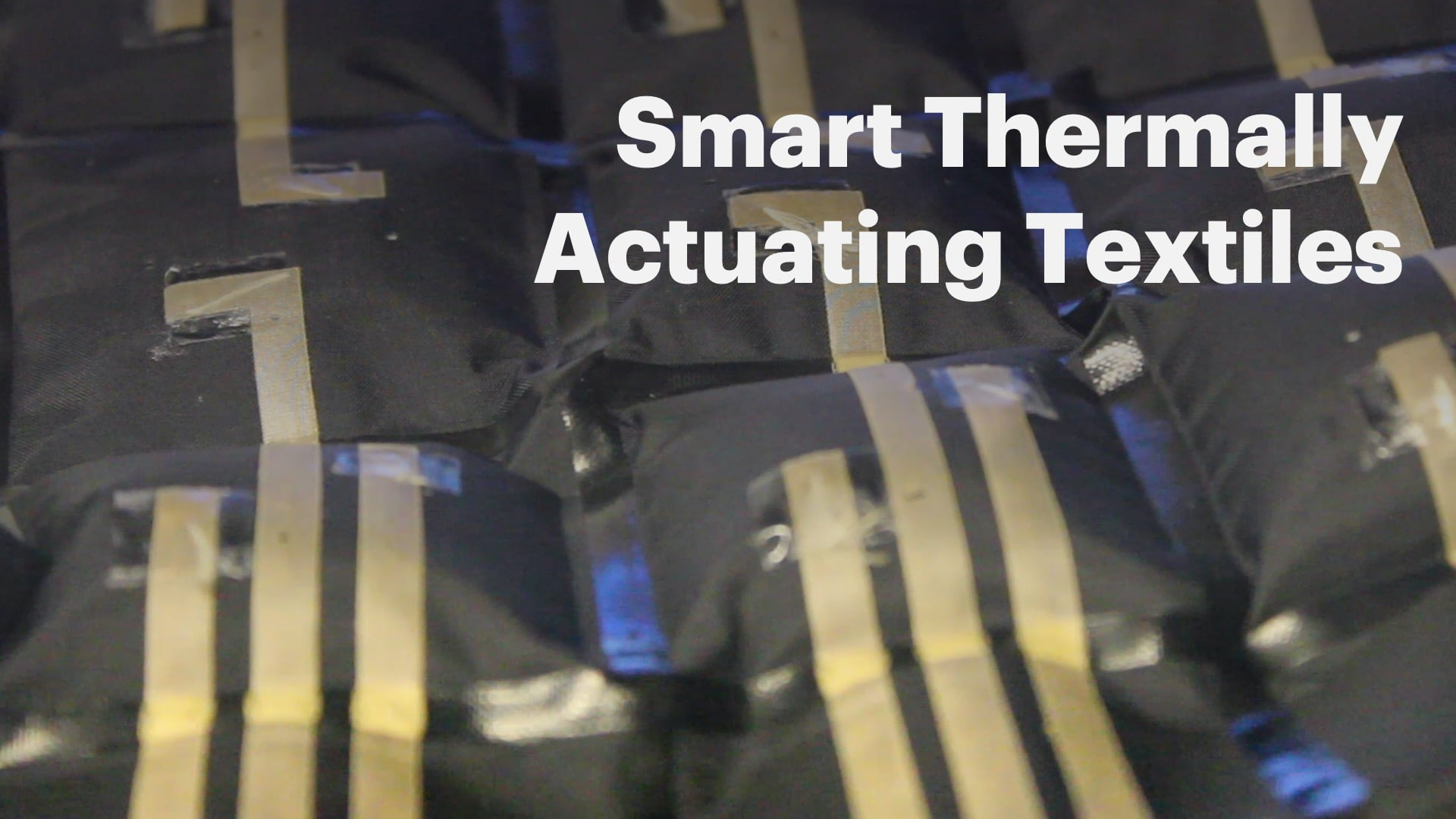 Smart Thermally Actuating Textiles